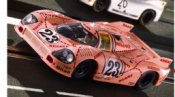 "LeMans Miniatures 132024 Porsche 917/20 LeMans 1971 Retired 12th hour #23 ""pink pig"""