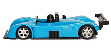Sloting Plus SLPL00106 Reynard 2KQ blue