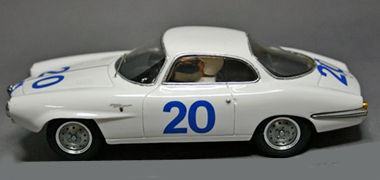 BSR023/1P Alfa Romeo Giulietta SS 1961 PAINTED BODY KIT
