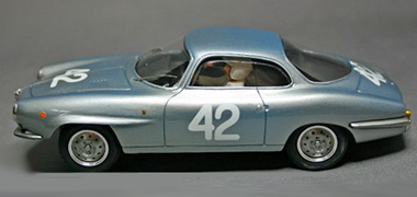 BSR023/3P Alfa Romeo Giulietta SS 1965 PAINTED BODY KIT