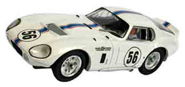 Revell (Monogram) 08316 Cobra Daytona Coupe, white
