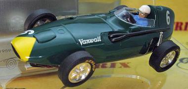 Cartrix 0936 Vanwall F1 #6, 1956