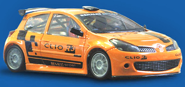 NSR 1019SW Renault Clio Cup orange