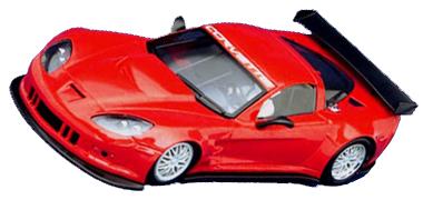 NSR 1076AW Corvette C6R GT2 red