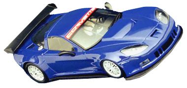 NSR 1077AW Corvette C6R GT2 blue