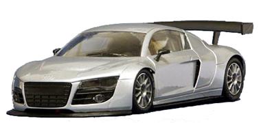 NSR 1087 Audi R8 GT, silver