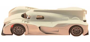 NSR 1096IL Audi R18, unpainted white
