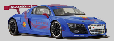 NSR 1139AW Audi R8 GT, FC Barcelona