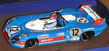 LeMans Miniatures 132037/12M Matra MS670B #12, LeMans 1973