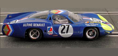 LeMans Miniatures 132044/27 Alpine-Renault A220 #27, LeMans 1968