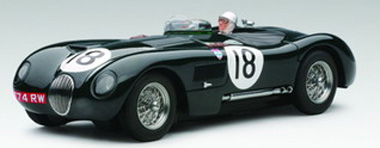 Autoart 13571 Jaguar C-Type, 1953 LeMans winner