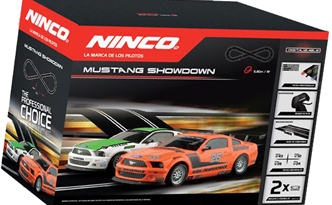 Ninco 20154 Mustang Showdown race set