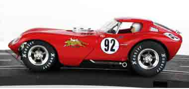 Carrera 23744 Cheetah, red, 1/24