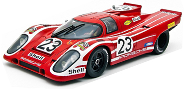 Carrera 23776 Porsche 917 1970 LeMans winner, Digital 124