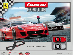 Carrera 25171 Ferrari Challenge race set