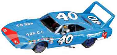 Carrera 27330 Plymouth Superbird, Pete Hamilton, #40
