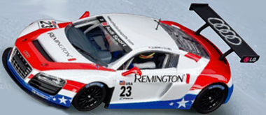 "Carrera 27365 Audi R8 LMS ""Remington"""
