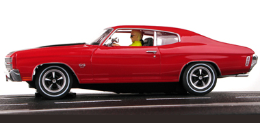 Carrera 27375 Chevrolet Chevelle SS454 '70, red