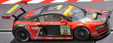 Carrera 27395 Audi R8 LMS #39, 2011