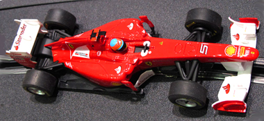 Carrera 27417 Ferrari F1, 2011, Fernando Alonso