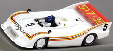 Carrera 30654 Porsche 917-30 CanAm, white #5, Digital 132