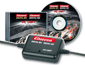 Carrera 30349 Digital 124/132 PC interface