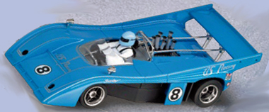 Carrera 30573 McLaren M20, blue #8, Digital 132
