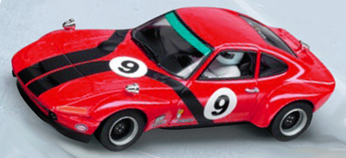 Carrera 30575 Opel GT, red/black, D132