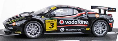 Carrera 30607 Ferrari 458 GT2, black D132