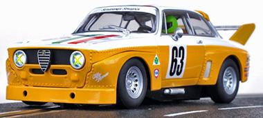 Carrera 30625 Alfa GTA silhouette D132 - $53.39