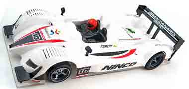 Ninco 50571 Acura LMP2, Ninco World Cup limited edition