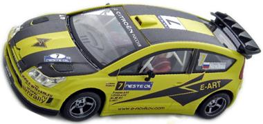 Ninco 50598 Citroen C4 Lightning,