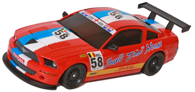 "Ninco 55045 Mustang FR500 ""DHL"" digital"