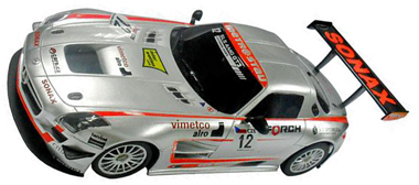 "Ninco 55074 Mercedes SLS GT3 ""Sonax"" Ninco1-Plus"
