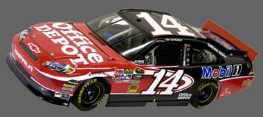 Carrera 61201 GO! NASCAR Tony Stewart, 1/43 scale