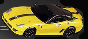 Carrera 61215 GO! Ferrari 599XX, yellow, 1/43