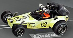 Carrera 61232 GO! Dune buggy camo, 1/43 scale
