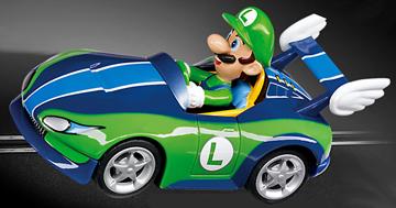 Carrera 61260 GO! Wild wing Luigi 1/43 scale