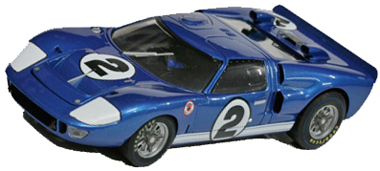Fly 708101 Ford GT40 MkII, Gurney / Grant, Sebring 1966