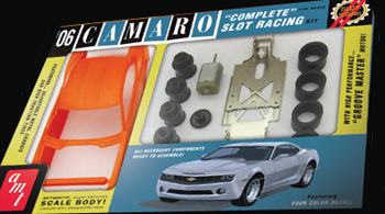 AMT 743 2006 Camaro 1/24 scale KIT