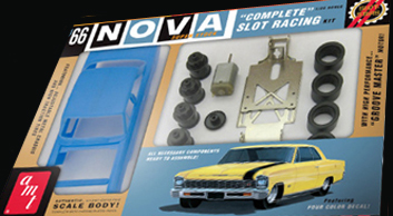 AMT 745 1966 Chevy Nova 1/24 scale KIT