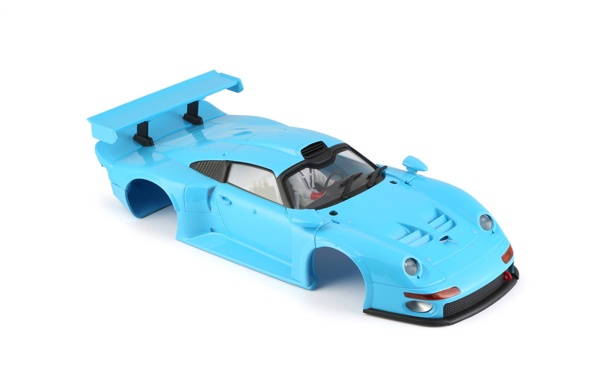 brm047 lb 1 24 scale porsche 911 gt1 painted kit light. Black Bedroom Furniture Sets. Home Design Ideas