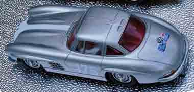 BSR021/2R Mercedes 300SL, Tour de France 1957, RTR