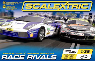 Scalextric C1283T Race Rivals set