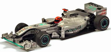 Scalextric C3167 Mercedes GP Petronas 2011