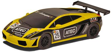Scalextric C3180 Lamborghini Gallardo GT3