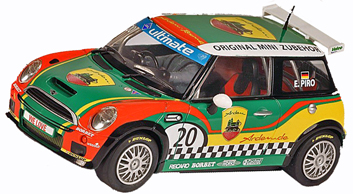 Scalextric C3216 BMW Mini, Cooper S