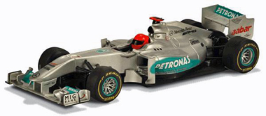 Scalextric C3263 Mercedes GP Petronas 2012