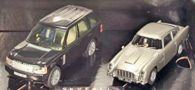Scalextric C3268A Skyfall 2-car set