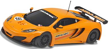 Scalextric C3281 McLaren MP4-12C, VonRyan